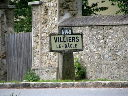 Promenade à Villers-le-Bâcle