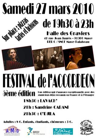 Festival de l'Accordéon 2010