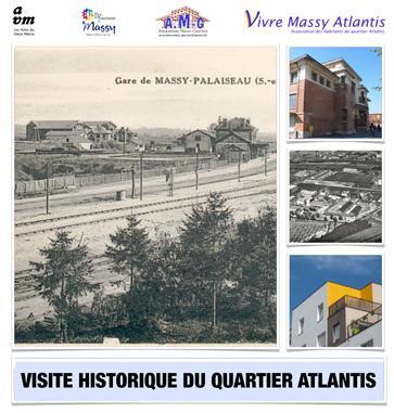 Visite du quartier Atlantis